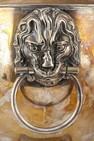 Самовар «Львиная голова»