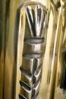 Самовар-рюмка «С витыми колонками»