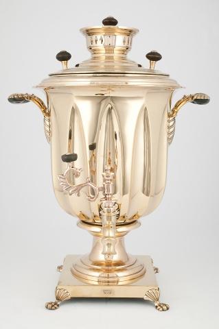 Самовар-ваза «Со стрелками»