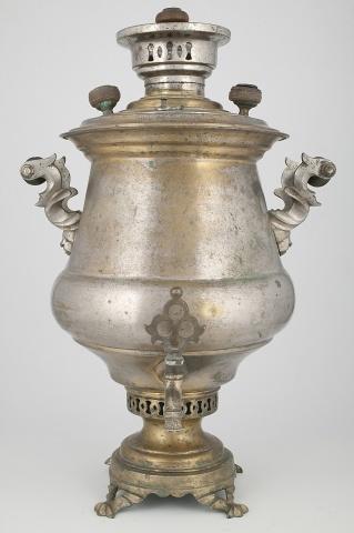 Самовар-ваза «Коническая»