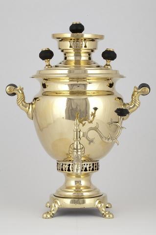Самовар-ваза «Тет-а-тет»