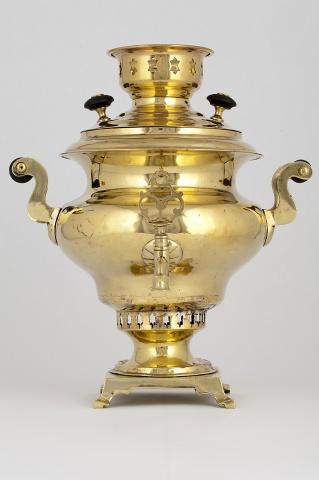 Самовар-ваза  «Репка»