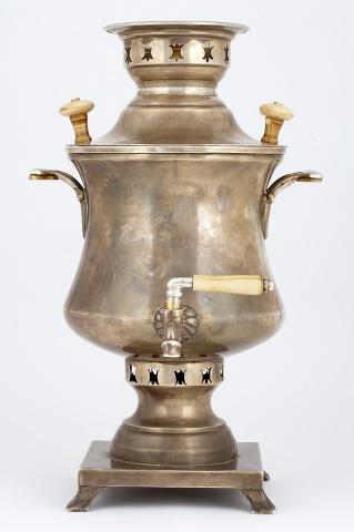 Самовар-ваза «Кубок»