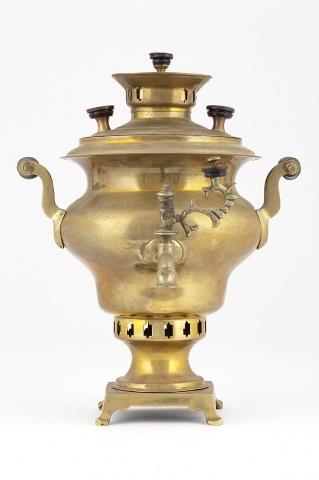 Самовар – ваза «Детский»