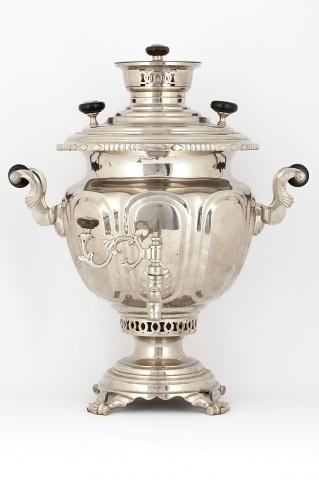 Самовар – ваза «С овалами»