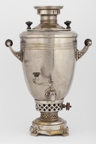 Самовар-ваза комбинированный