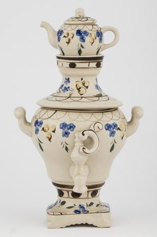 Самовар сувенирный керамический