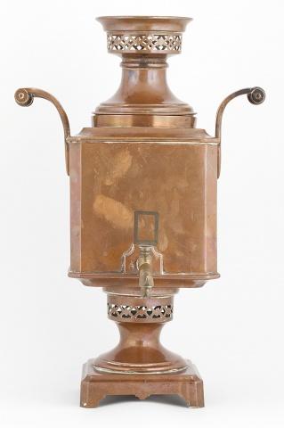Самовар–ваза «Прямоугольная»